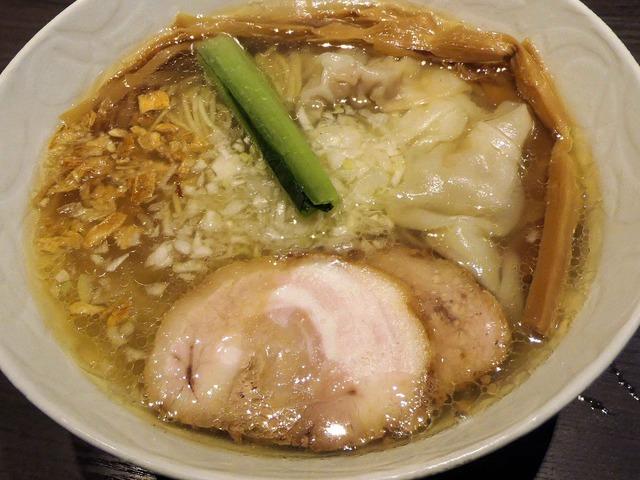 塩らぁ麺,ワンタントッピング 1_edit