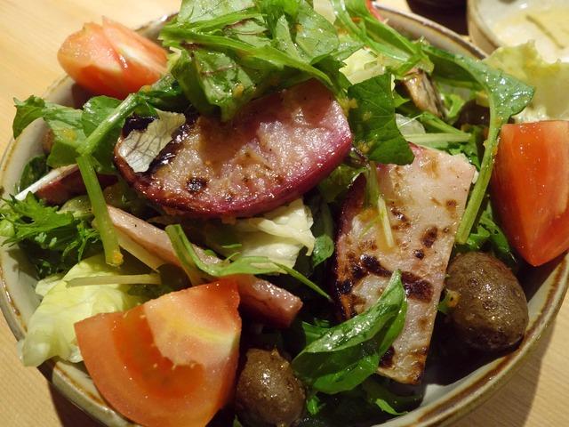 森崎農園の季節のサラダ 1_edit
