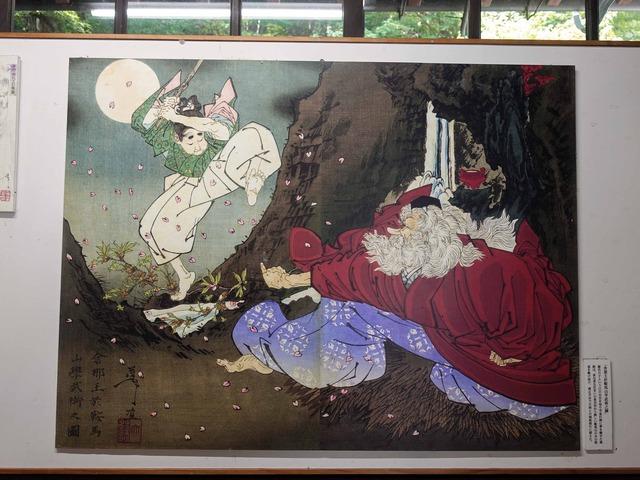 『月岡芳年と義経』展 4_edit