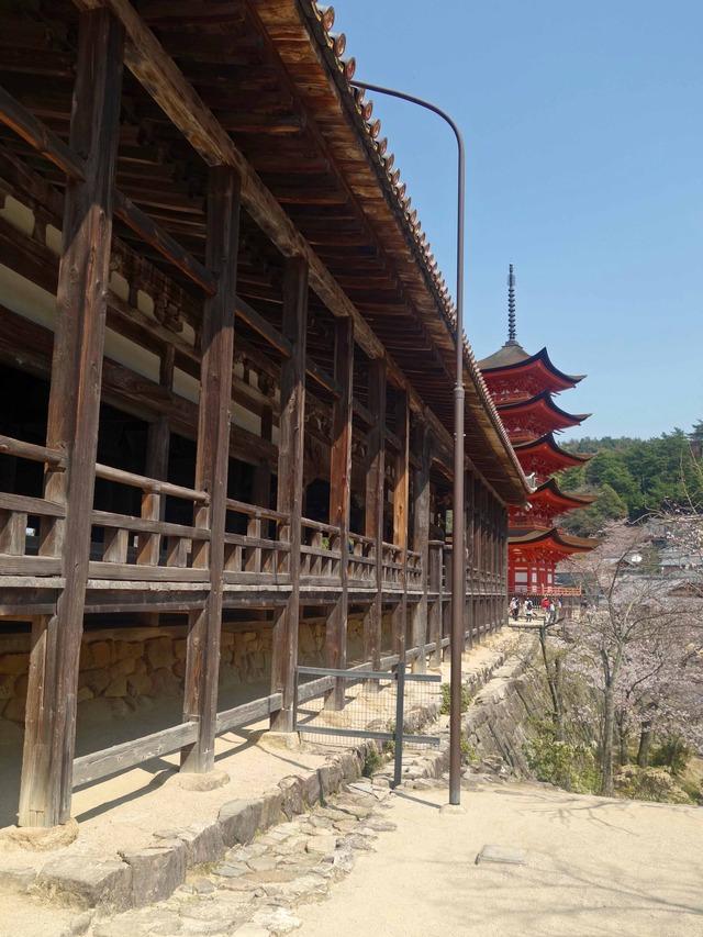 豊国神社(千畳閣)と五重塔 1_edit