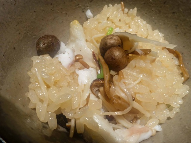 鯛とムカゴの炊き込みご飯 3_edit