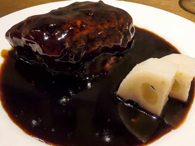 黒酢の酢豚 3_edit