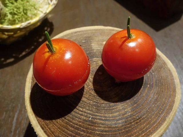 五つの味に仕上げたトマト 2_edit