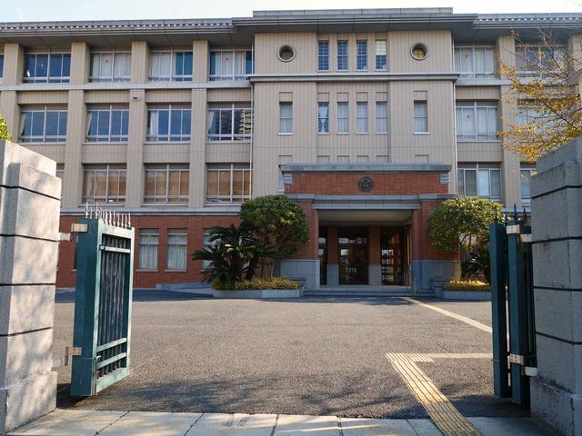愛知県立旭丘高等学校 (名古屋...