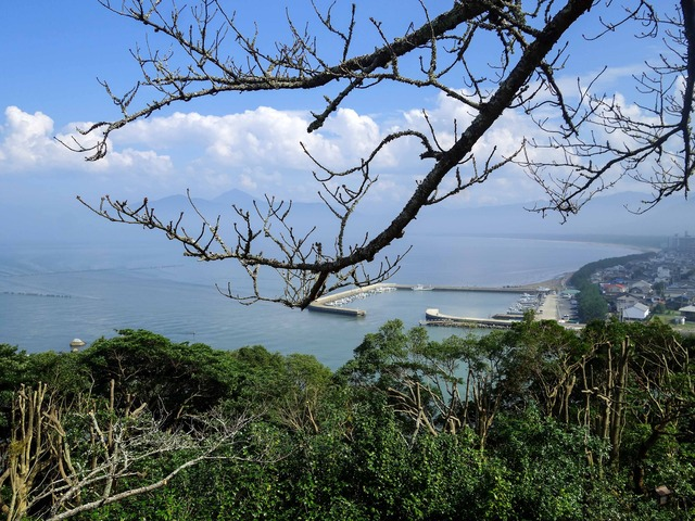 上段広場から唐津湾を望む 5_edit