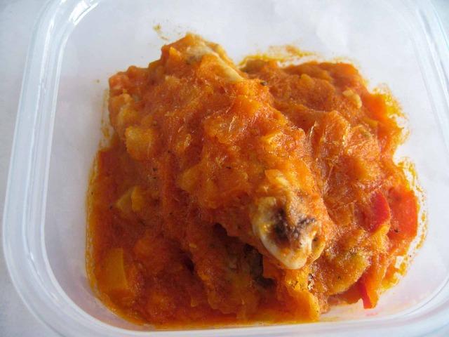 地鶏手羽先のトマト煮ローマ風 1_edit