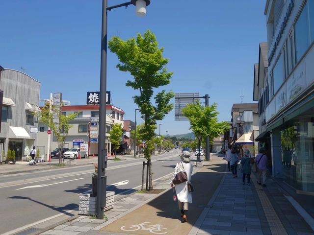 軽井沢本通り 3_edit