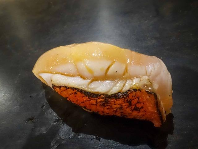 金目鯛の炙り 2_edit