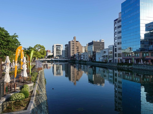 新町橋から沖洲川を望む 1_edit