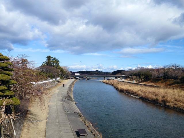 新橋から五十鈴川を望む 2_edit