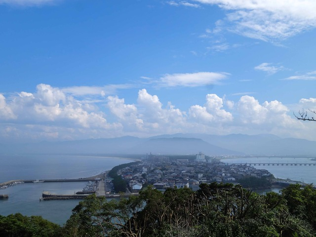 上段広場から唐津湾を望む 11_edit