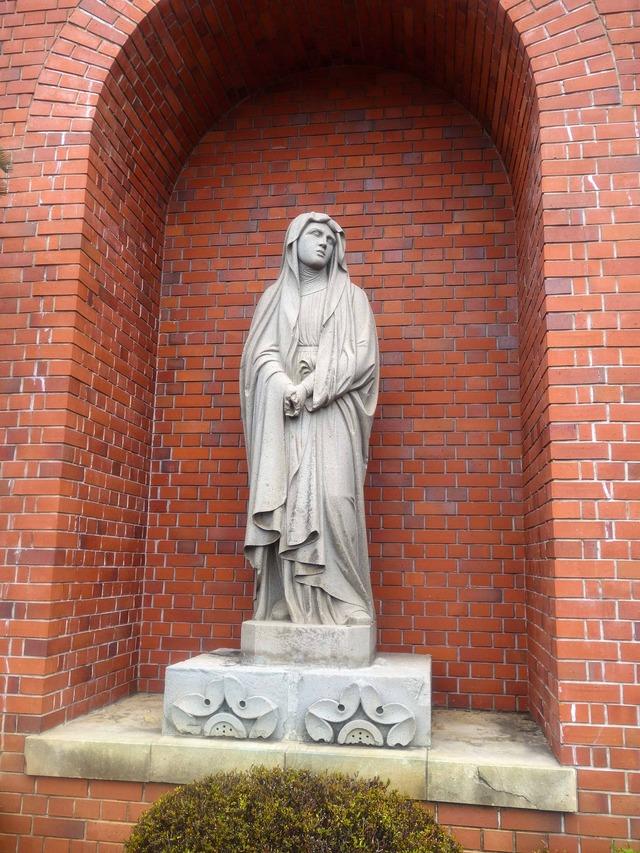 悲しみの聖母マリア像_edit