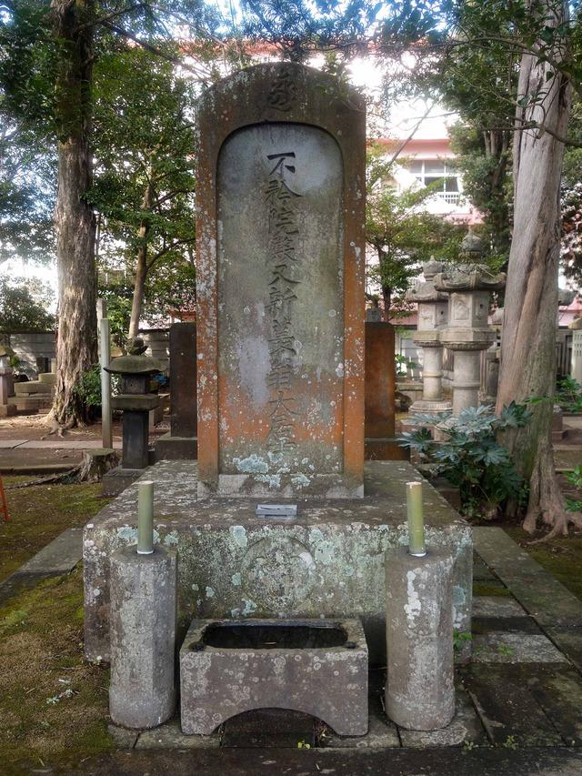 堀田正俊の墓 2_edit