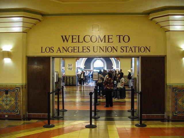 ロサンゼルス・ユニオン駅 1_edit