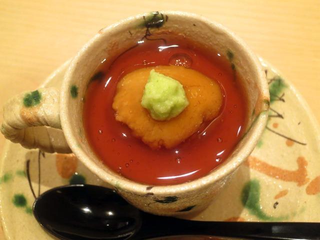 ウニの冷製茶わん蒸し 3_edit