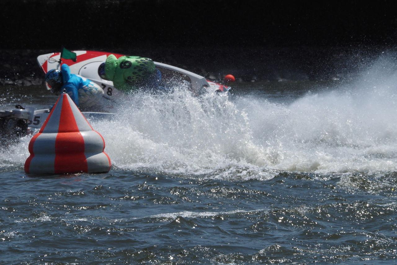 ボート リプレイ 琵琶湖