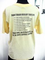 FREAKS DAMN THRASH IDEOLOGYツアーTシャツ1