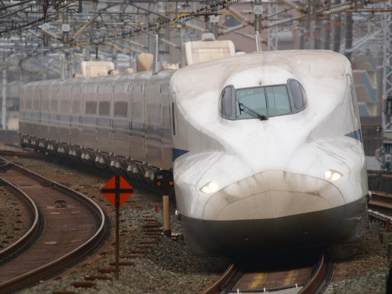 Z0編成、東海路を連日のように東奔西走 : THE SUPER EXPRESS since ...