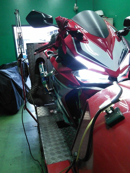 CBR250RR MC51 ECU TUNE022