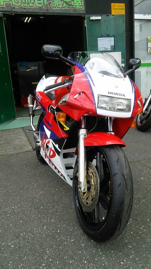 NSR250R 95SP FULL OH060