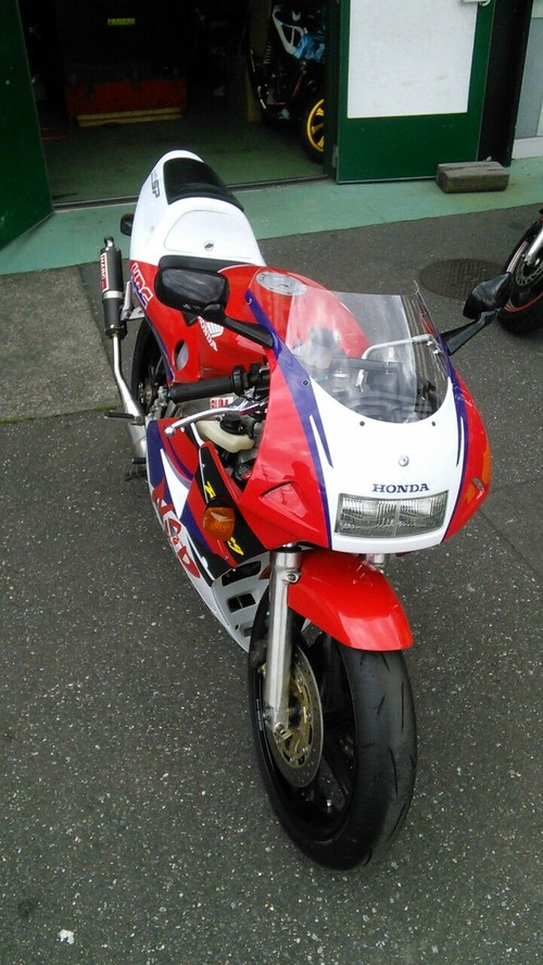 NSR250R 95SP FULL OH061