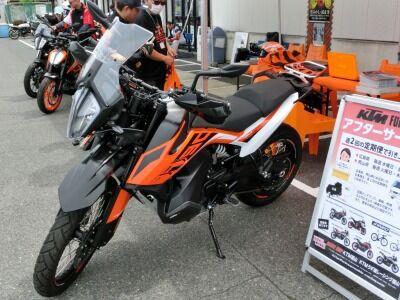 岡山 倉敷 福山 バイク車検 バイク任意保険 KTM12 (1)