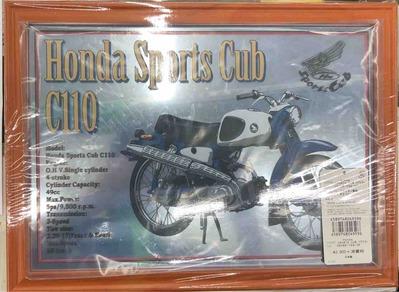 Sports Cub C110