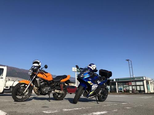 出発地点富士川