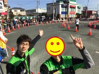 熊本城マラソン2