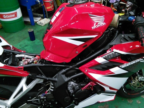 CBR250RR MC51 ECU TUNE013