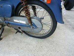 緑2りんかん タイヤ パンク