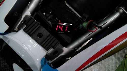 94SP NSR250Rメンテナンス 003