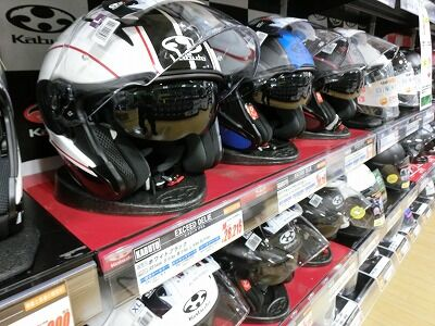 岡山 倉敷 福山 バイク車検 バイク任意保険 ヘルメット25 (2)