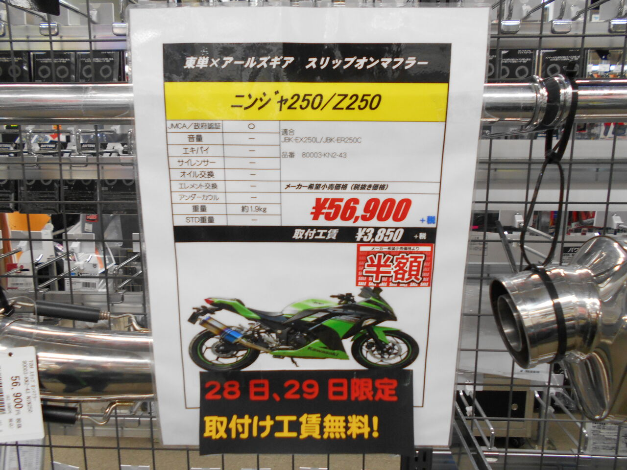 ニンジャ250 (2)
