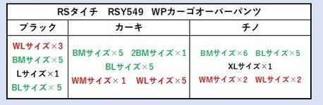 RSY549M