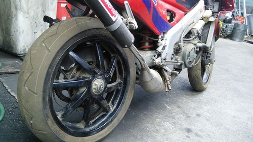 NSR250R 95SP FULL OH007