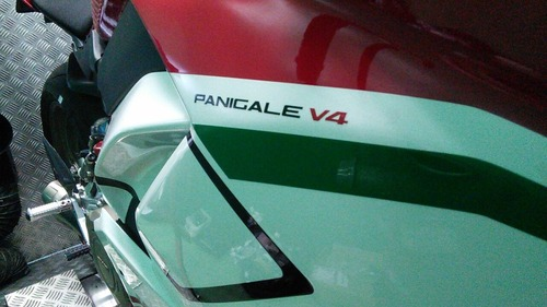 DUCATI PANIGALEV4SP048