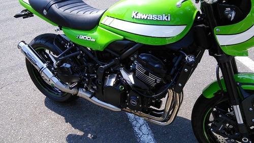 Z900RS OHLINS BLACK KA740029