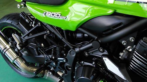 Z900RS OHLINS BLACK KA740017
