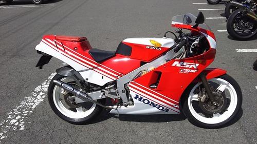 NSR250R MC16 ワンオフチャンバー 009