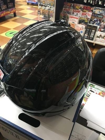 菊陽アライカーボンヘルメットRX-7XSRC (8)