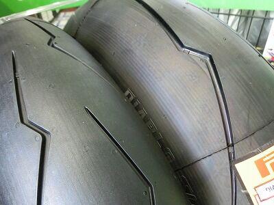 岡山 倉敷 福山 バイク車検 バイク任意保険 タイヤ26 (3)