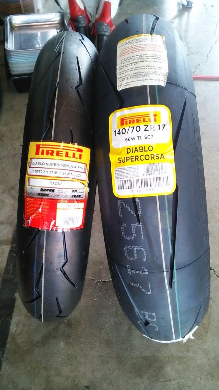 2りんかんブログ:R25やNinja250やCBR250Rに!ピレリの新タイヤ ...