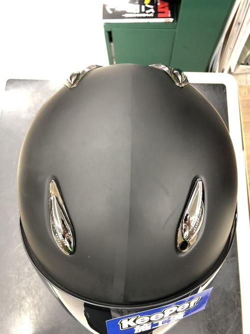 展示ヘルメットコーティング2