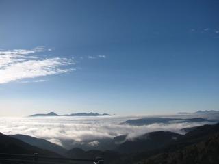 ビーナスライン雲海