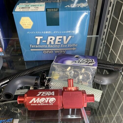 TREVcbr250