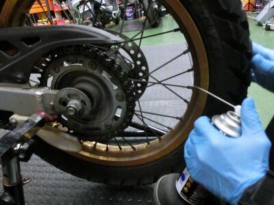岡山 倉敷 福山 バイク車検 バイク任意保険 タイヤ172
