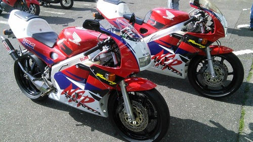 NSR250R 95SP FULL OH071