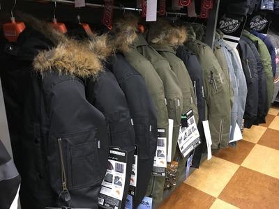 菊陽バイクウェアジャケット冬物FWセール (4)