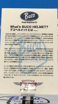ブコヘルメットとは